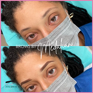 Ombre Brows Tampa